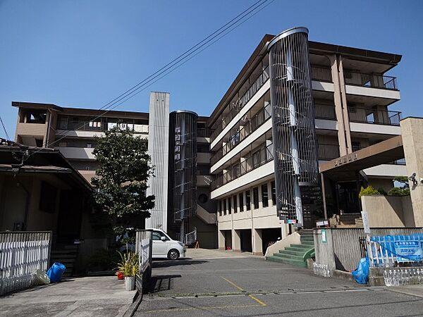 アネックス B棟[4階]の外観