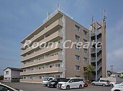 徳島県徳島市川内町沖島の賃貸マンションの外観