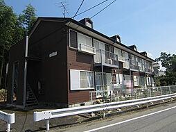 埼玉県上尾市大字平方の賃貸アパートの外観