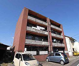 京都府京都市北区西賀茂北川上町の賃貸マンションの外観