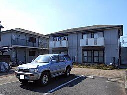 東京都府中市西府町3丁目の賃貸アパートの外観