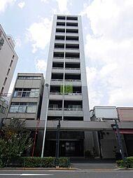 東京都台東区西浅草1丁目の賃貸マンションの外観