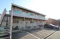 愛知県名古屋市南区内田橋1丁目の賃貸アパートの外観