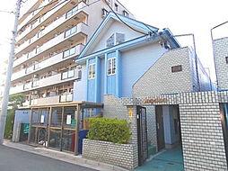埼玉県川口市青木5丁目の賃貸アパートの外観