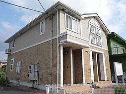 静岡県裾野市公文名の賃貸アパートの外観