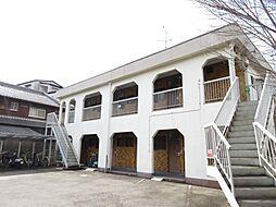 大阪府寝屋川市秦町の賃貸アパートの外観