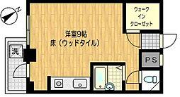 コーポ川崎[7階]の外観