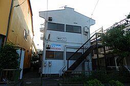 朝井ハイツ[201号室]の外観