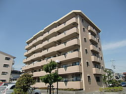 大阪府茨木市東奈良2の賃貸マンションの外観