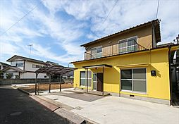 [一戸建] 愛媛県松山市三杉町 の賃貸【/】の外観