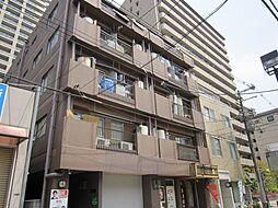 大阪府大阪市城東区中央2丁目の賃貸マンションの外観