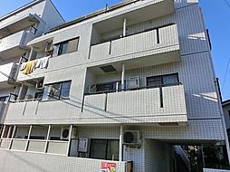 ピュアパレス横浜[302号室]の外観