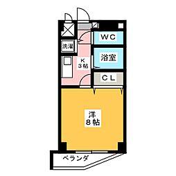 S・T・Dマンション[4階]の間取り