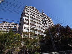 グリーンヒルズ六甲9号棟[9階]の外観