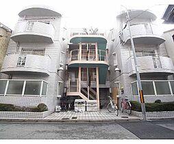 京都府京都市下京区福島町(東洞院通五条下ル)の賃貸マンションの外観