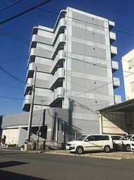 大阪府東大阪市長田東2丁目の賃貸マンションの外観