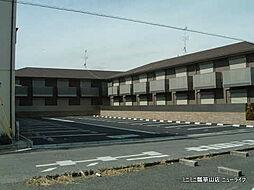 イーストフラワー弐番館[107号室]の外観