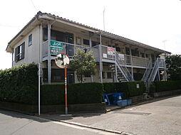 栄進ハイツ[1階]の外観