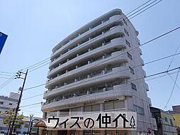 ダイヤコーポ桂川[3階]の外観