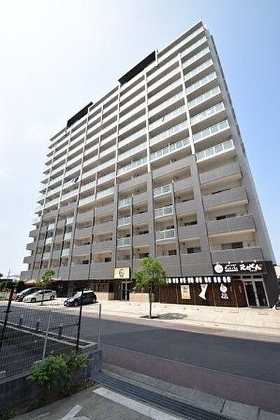 茨城県つくば市研究学園5丁目の賃貸マンション