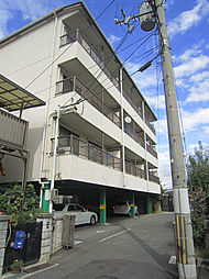 雅マンション[3階]の外観