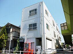 埼玉県さいたま市南区辻5丁目の賃貸マンションの外観