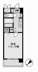 鶴舞パークヒルズ[8階]の間取り