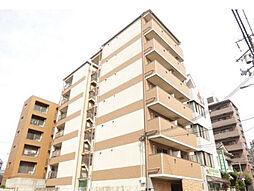 大阪府大阪市天王寺区国分町の賃貸マンションの外観