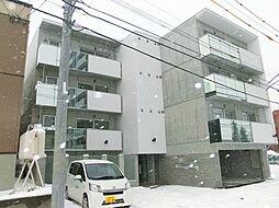 Domeside福住[3階]の外観