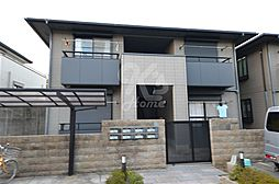 兵庫県神戸市須磨区桜木町3丁目の賃貸アパートの外観