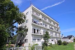 中川コーポラス[3階]の外観