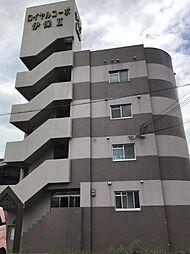 ロイヤルコーポ伊保II[1階]の外観