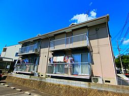 ハイツ藤沢[2階]の外観