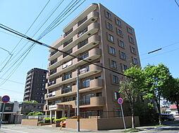 ライオンズマンション円山桜通り[1階]の外観