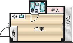 シティライフ新大阪2[1階]の間取り