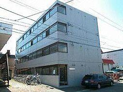 ローヤルハイツ栄通21[1階]の外観