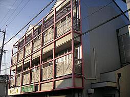 大阪府富田林市錦織中1丁目の賃貸マンションの外観