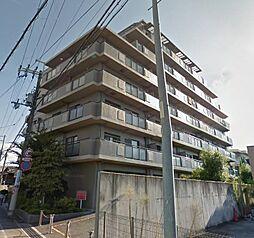 兵庫県伊丹市緑ケ丘6丁目の賃貸マンションの外観