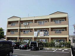 愛知県一宮市三条字芦山の賃貸マンションの外観