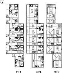 (仮称)南区本星崎町B棟 新築アパート[B号室号室]の間取り
