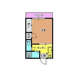 🉐敷金礼金0円!🉐ハイツエカースリー