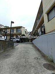 神奈川県横浜市保土ケ谷区鎌谷町の賃貸マンションの外観