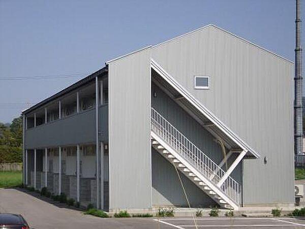 アパートメント・ナカセ[101号室]の外観