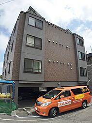 リバティ菊水[4階]の外観