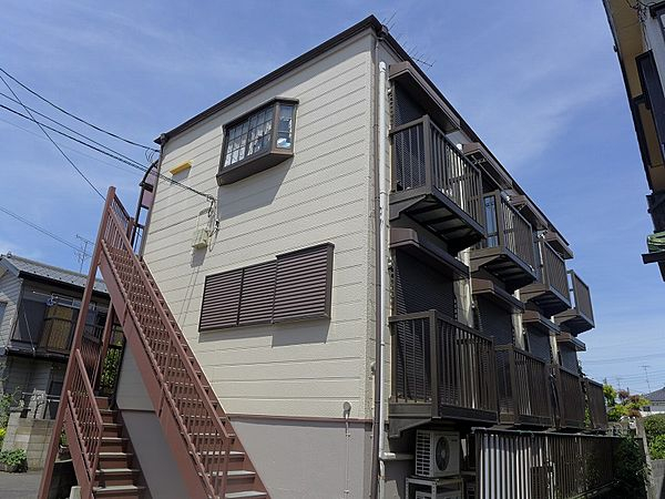 埼玉県所沢市大字山口の賃貸アパート