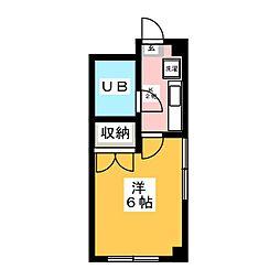 セトルハウス[3階]の間取り