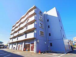 東京都東久留米市中央町6丁目の賃貸マンションの外観