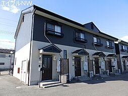 [テラスハウス] 三重県松阪市外五曲町 の賃貸【/】の外観