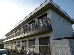三重県四日市市浜一色町の賃貸マンションの外観
