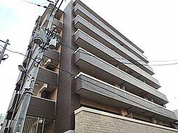 ミリオンコンフォート新今里[2階]の外観